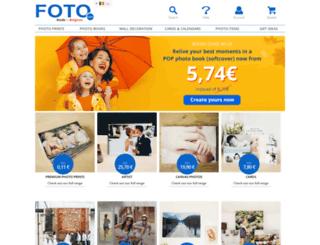 be.foto.com screenshot
