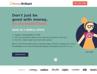 be.moneybrilliant.com.au screenshot