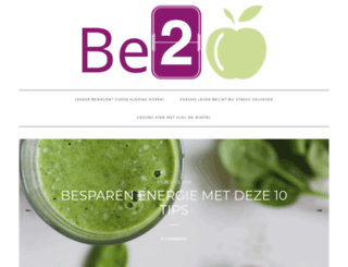 be2apple.nl screenshot