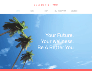 beabetteryoucourses.co.uk screenshot