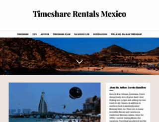 beach-rentals.org screenshot