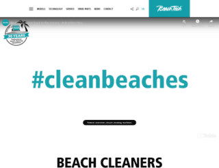 beach-tech.com screenshot