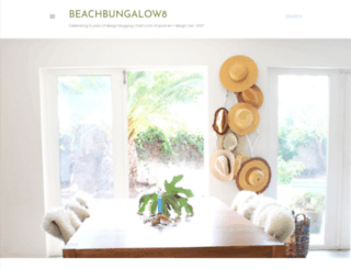 beachbungalow8.blogspot.com screenshot