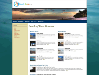 beachguides.org screenshot