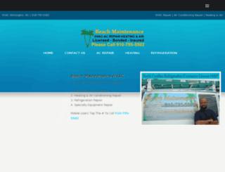 beachmt.com screenshot