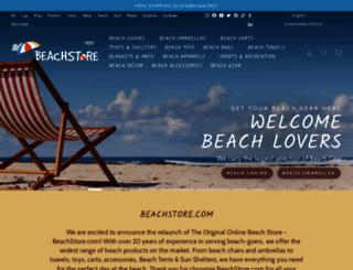 beachstore.com screenshot