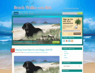 beachwalks.tv screenshot