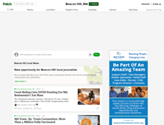 beaconhill.patch.com screenshot