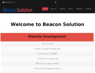 beaconsolution.co screenshot