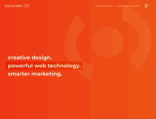beacontec.com screenshot