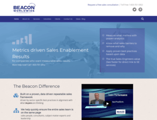 beaconworldwide.com screenshot