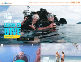 beadiver.com screenshot