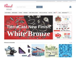 beadmasterusa.com screenshot