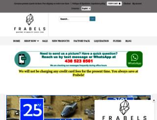 beadsbyfrabels.com screenshot