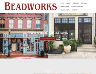 beadworks.com screenshot