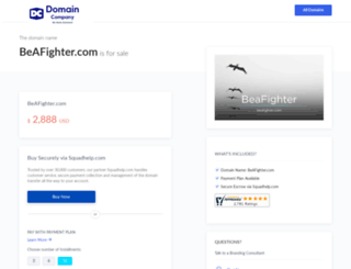 beafighter.com screenshot