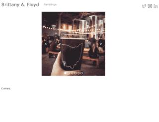 beafloyd.com screenshot