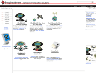 beaglesoft.com screenshot