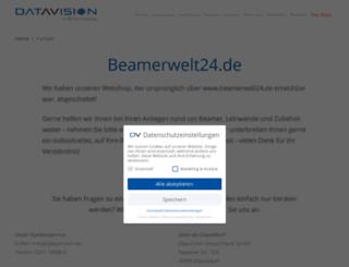 beamerwelt24.de screenshot