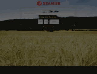 beamish.ie screenshot