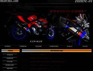 beams-mc.net screenshot