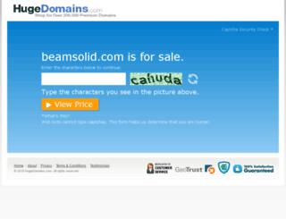 beamsolid.com screenshot