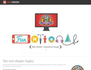 beancreative.com screenshot