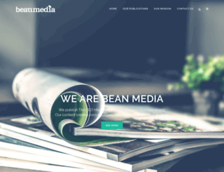beanmedia.com.au screenshot