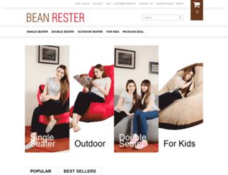 beanrester.com screenshot
