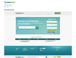 beansight.com screenshot