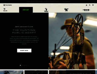 beararchery.com screenshot