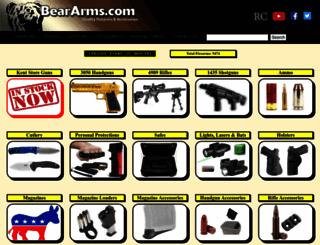 beararms.com screenshot