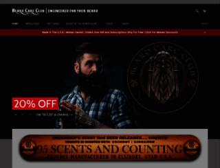 beardcareclub.com screenshot