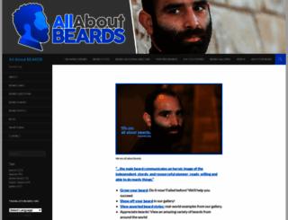 beards.org screenshot