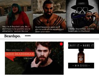 beardspo.com screenshot
