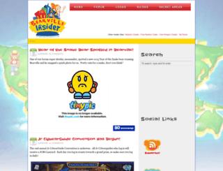bearvilleinsider.com screenshot
