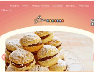beasabores.com screenshot