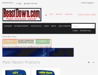 beastdown.com screenshot