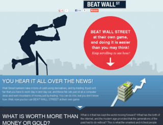 beat-wallstreet.com screenshot