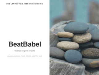 beatbabel.com screenshot