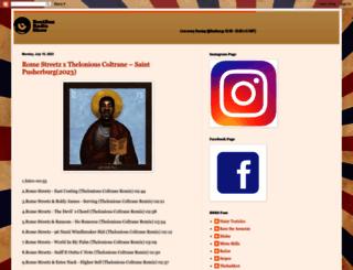beatboxradioshow.blogspot.lt screenshot
