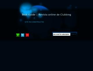 beatguide.blogspot.com screenshot