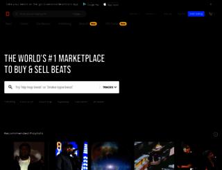 beatkings.com screenshot