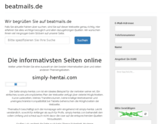 beatmails.de screenshot