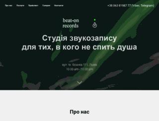 beaton.com.ua screenshot