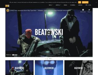 beatowski.com screenshot