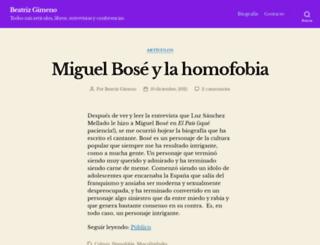 beatrizgimeno.es screenshot