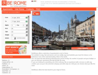 beatrome.com screenshot