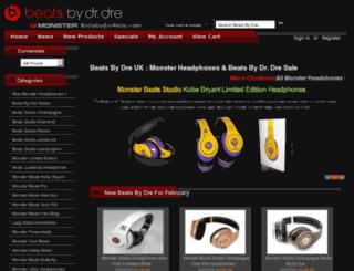 beatsbydre4sale.org screenshot