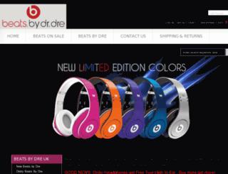 beatsbydreuksales.co.uk screenshot